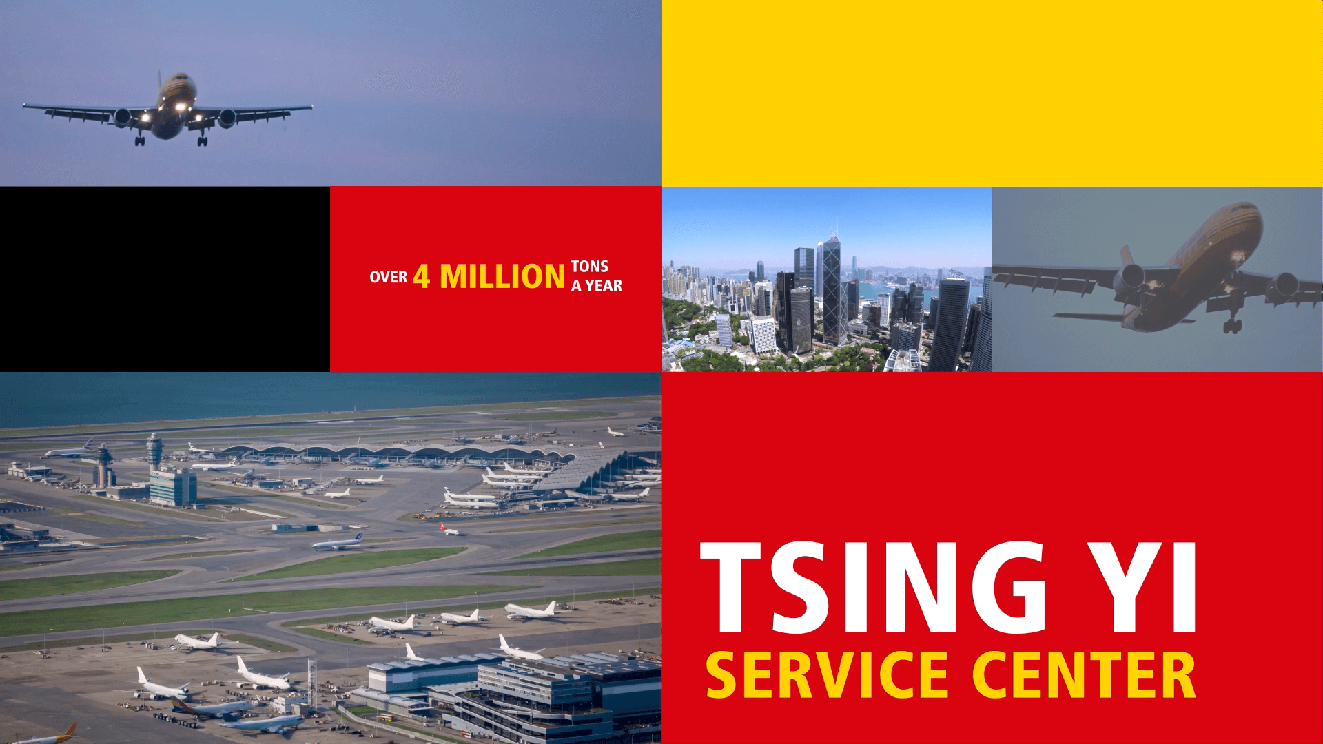 DHL Tsing Yi Service Center