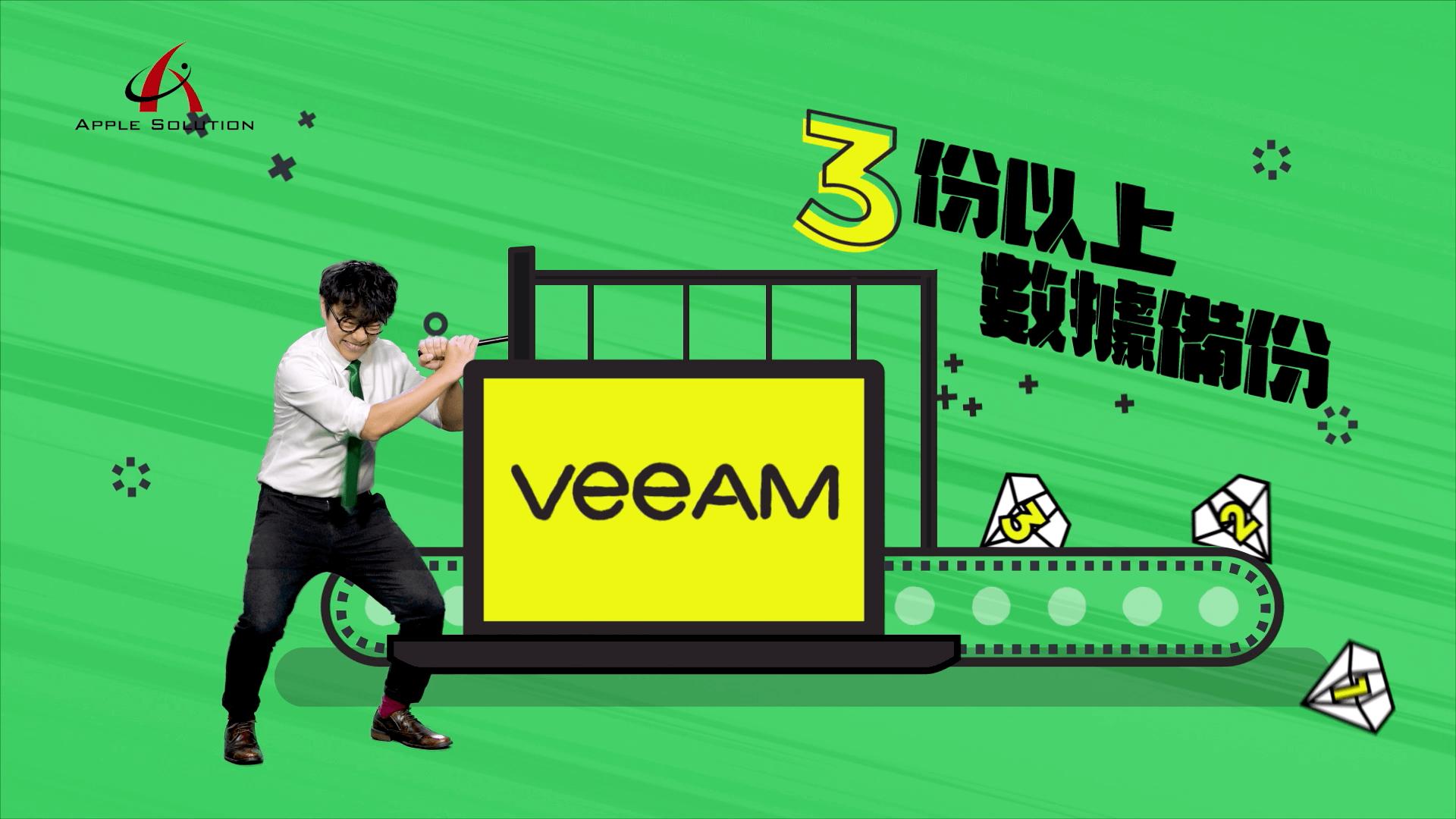 Apple Solution x Veeam
